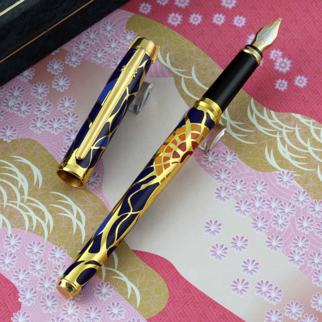 Elysee Impression Number 1 Limited Edition 1994 Pen Each Includes Ball Point And Fountain As The Diagram Lyse